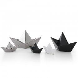 Barcă Ceramică Decorativă Negru