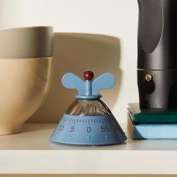Ceas Bucătărie Albastru