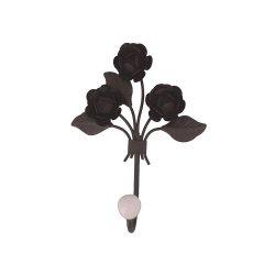Cârlig Perete ROSES Negru