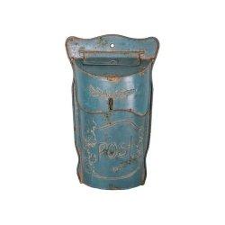 Cutie Poștală Albastru
