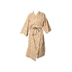 Halat Kimono AMALIE Galben