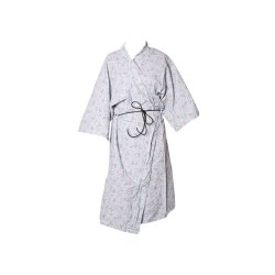 Halat Kimono LOVING LIBERTY Albastru