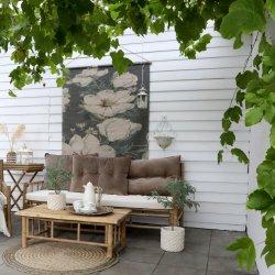 Canapea LYON Bambus + Pernă