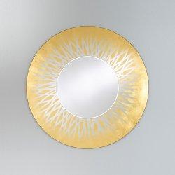 Oglindă ZORA Auriu