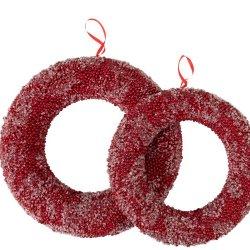 Ghirlanda Fructe Pădure Roșu L