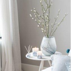 Parfum de cameră + Bețișoare AGATE Albastru