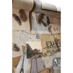 Tapet caiete si ziare