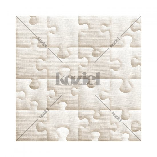 Tapet Puzzle Gigant Țesătură Brută