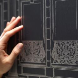 Tapet Haussman Fațadă Ornamentală