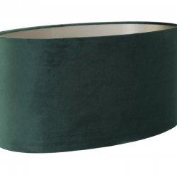 Abajur Oval Drept VELOURS Verde