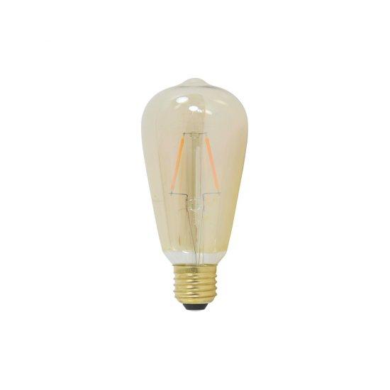 Bec LED Unghiular 2W Chihlimbar E27