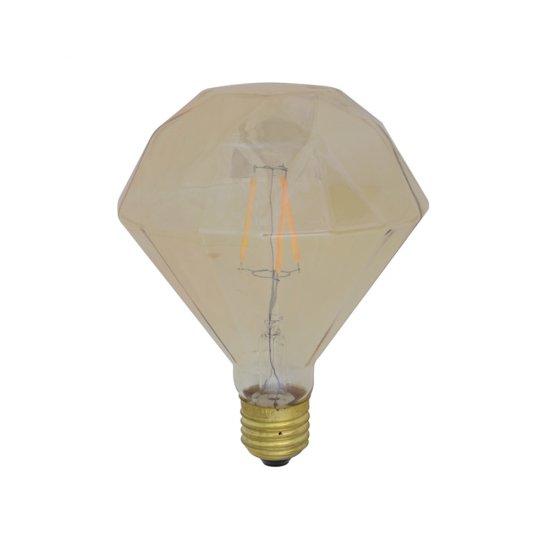 Bec LED Diamant 3W Chihlimbar E27
