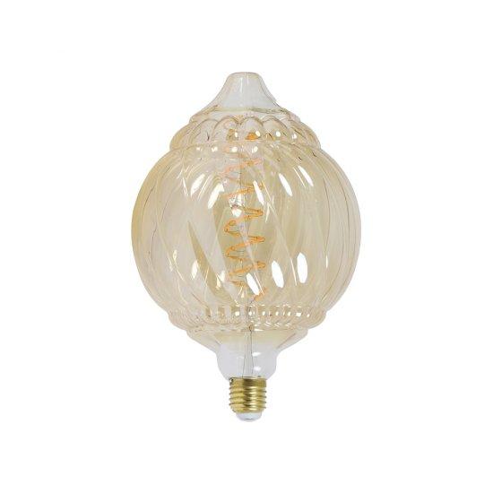 Bec LED Glob BAROQUE 4W Chihlimbar E27