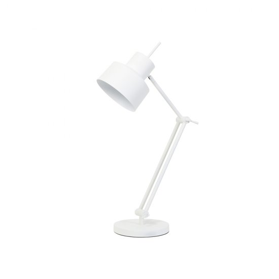 Lampă Birou WESLY Alb
