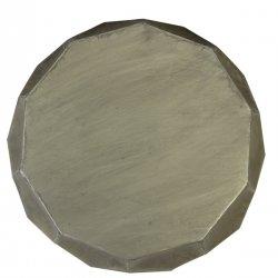 Măsuță Laterală KALAN Argintiu Antichizat