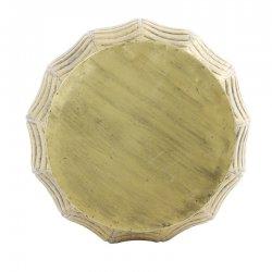 Măsuță Laterală TELESA Auriu Antichizat
