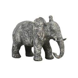 Ornament ELEPHANT Gri Antichizat