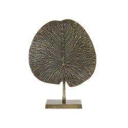 Ornament LEAF Bronz Antichizat