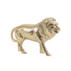 Ornament LION Auriu