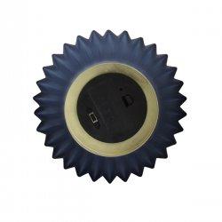 Veioză Birou LED IVOT Sticlă Albastru Mat