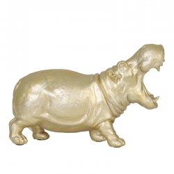 Veioză HIPPO Auriu Mat