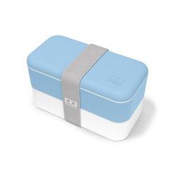 Caserolă Mâncare BENTO MB ORIGINAL Albastru Cristal