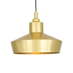 Lampă Suspendată ISLA Alamă Lustruită IP65
