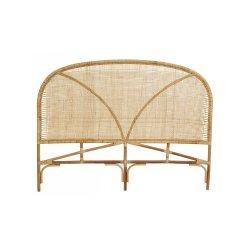 Tăblie pat BALI Ratan Natural