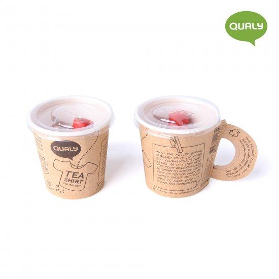 Infuzor Ceai TEA SHIRT Verde