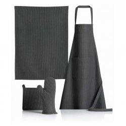 Prosop bucătărie REKA Negru