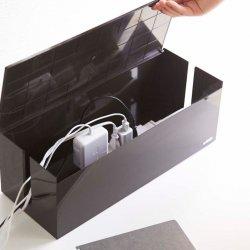 Cutie Pentru Cabluri WEB Maro