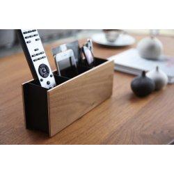 Pen Stand + Remote Control Rack RIN Black