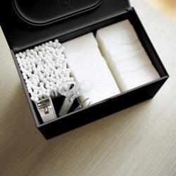 Cutie Organizare Pentru Baie VEIL Negru