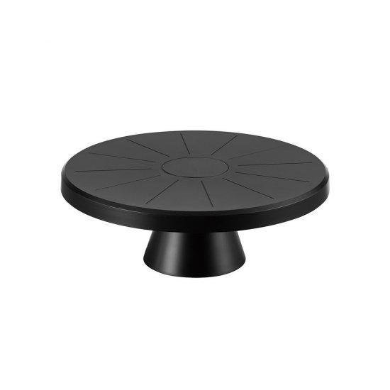 Platou Prăjitură Reversibil TOWER Negru