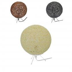 Veioza Glob rafie in 3 culori