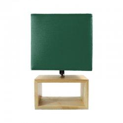 Veioză Scandinavică Culoare Abajur Verde