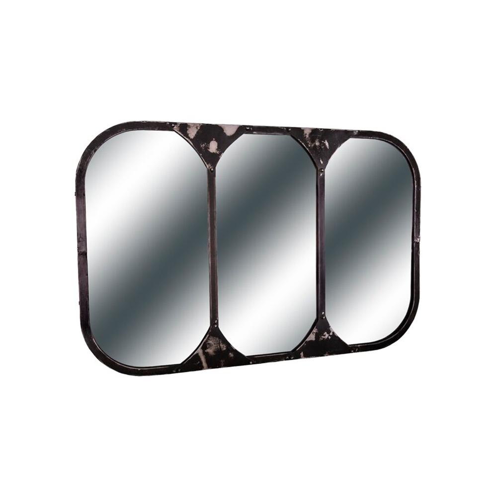 Oglinda INDUSTRIAL Negru AnticLine