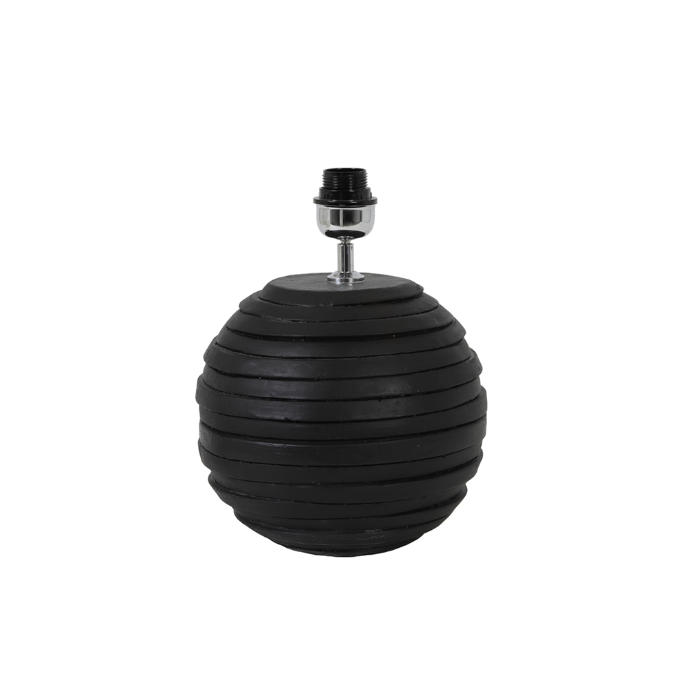 Baza lampa AWASA Negru mat Light & Living