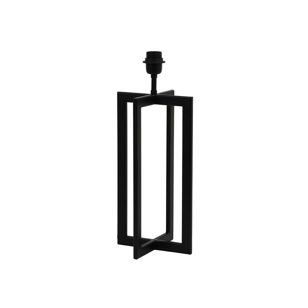 Baza lampa MACE Negru mat - mare Light & Living