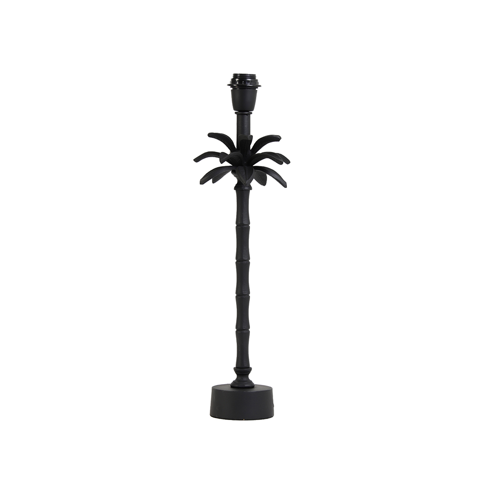 Baza lampa ARMATA Negru mat Light & Living