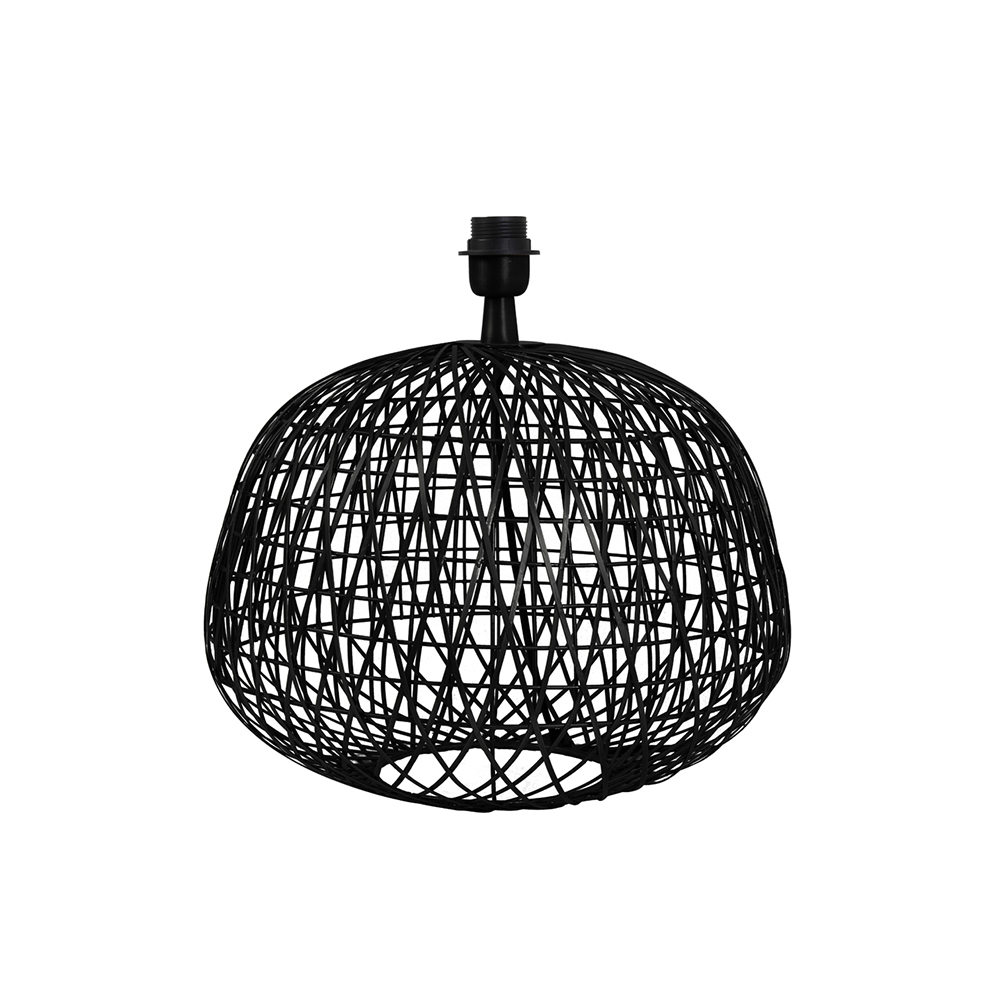 Baza lampa ALWINA Negru mat Light & Living