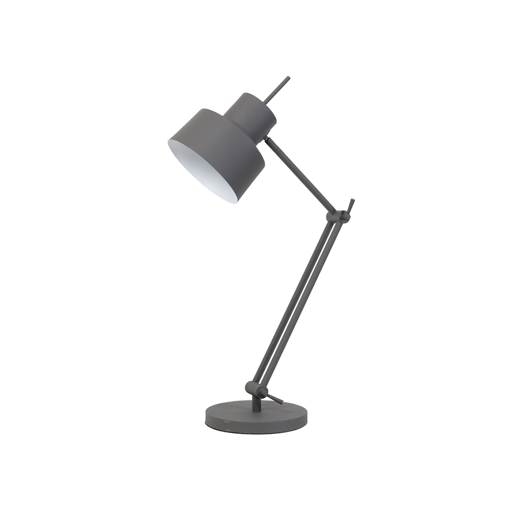 Lampa birou WESLY Gri Light & Living