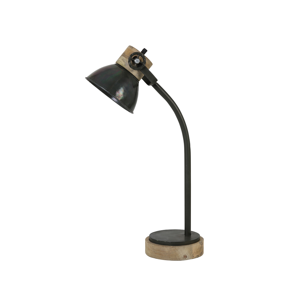 Lampa birou JODY Verde armata Light & Living