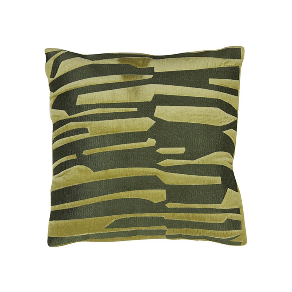 Perna ARMAY Verde - Galben in dungi