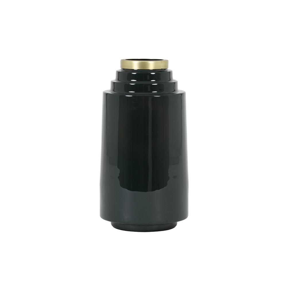 Vaza CAREX Verde inchis - Bronz antic koomood 2021