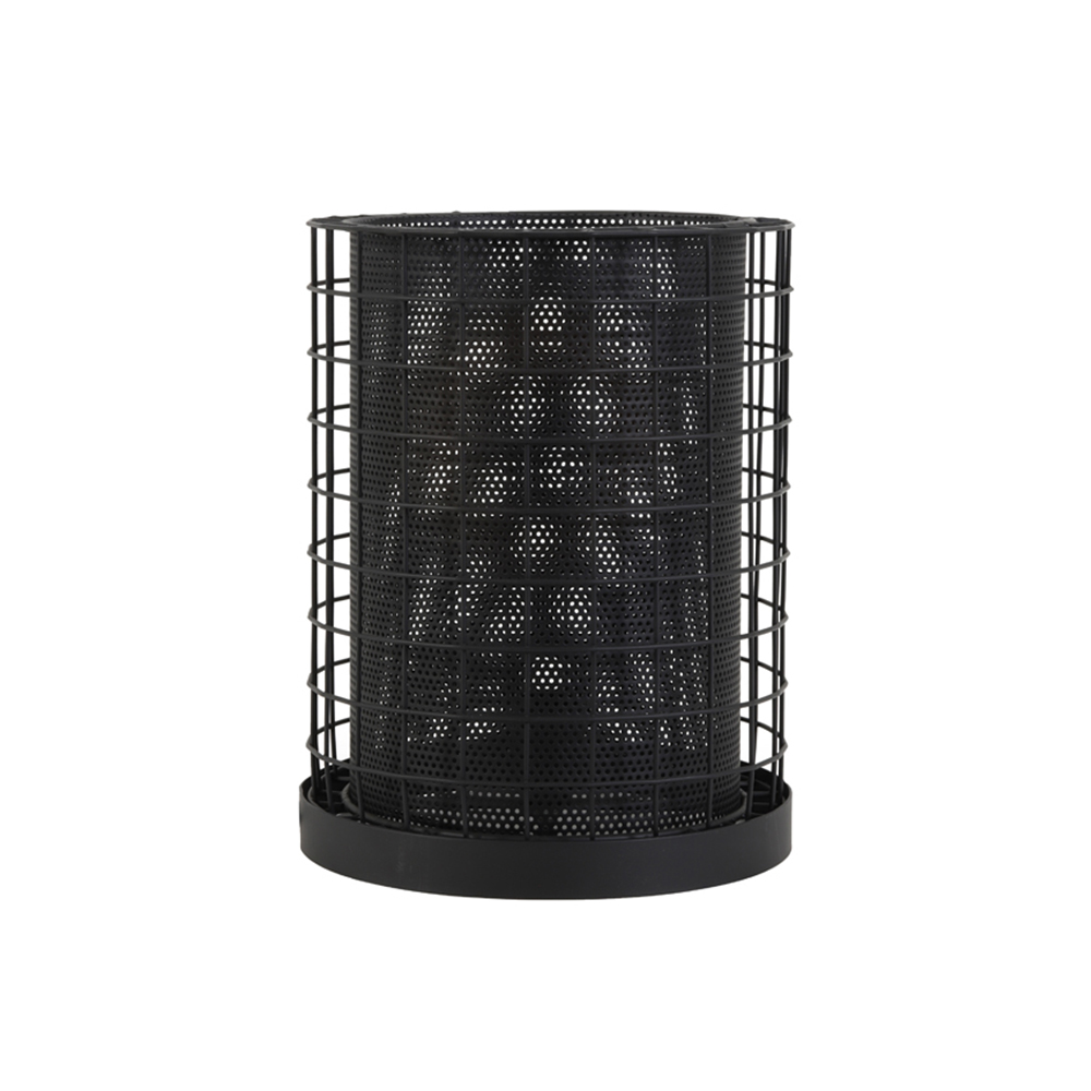 Veioza CAJANA Negru mat Light & Living