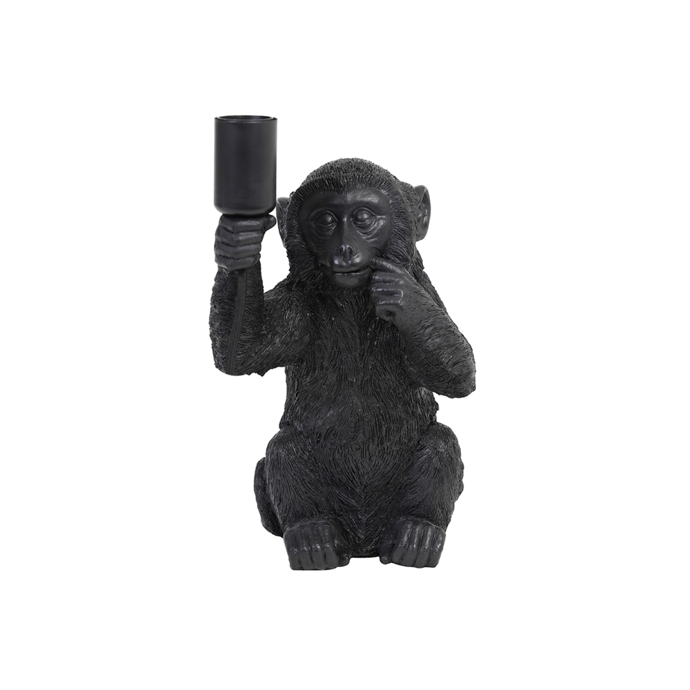 Veioza MONKEY Negru Light & Living