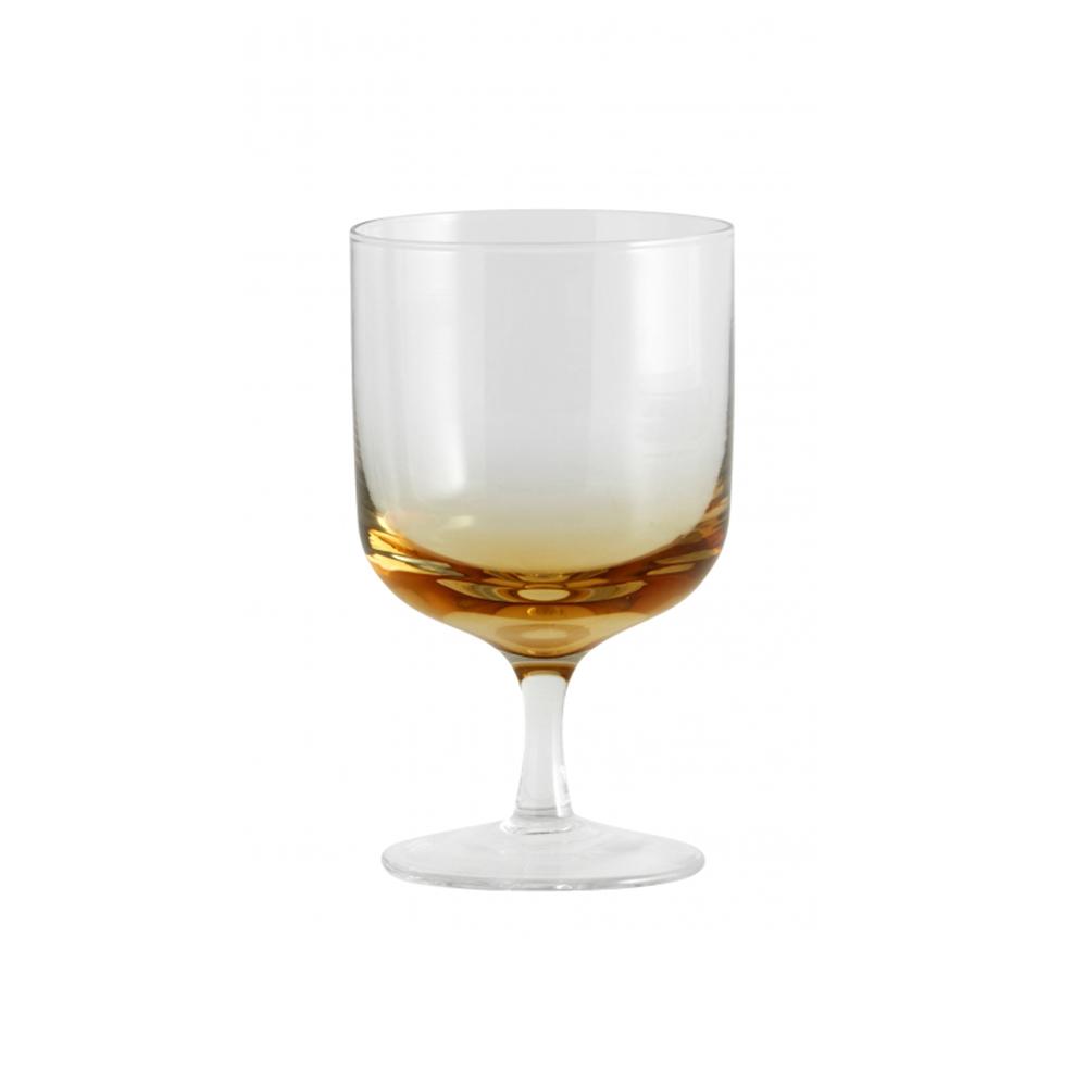 Pahar vin alb - JOG Transparent/Chihlimbar Nordal
