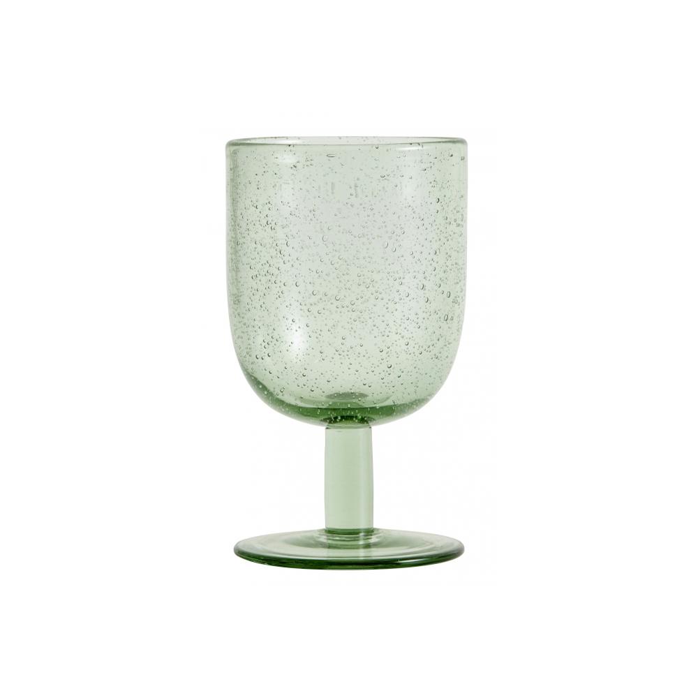 Pahar vin - MAROC Verde Deschis Nordal