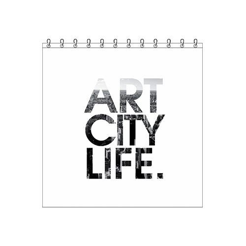 Perdea dus ART CITY LIFE koomood 2021